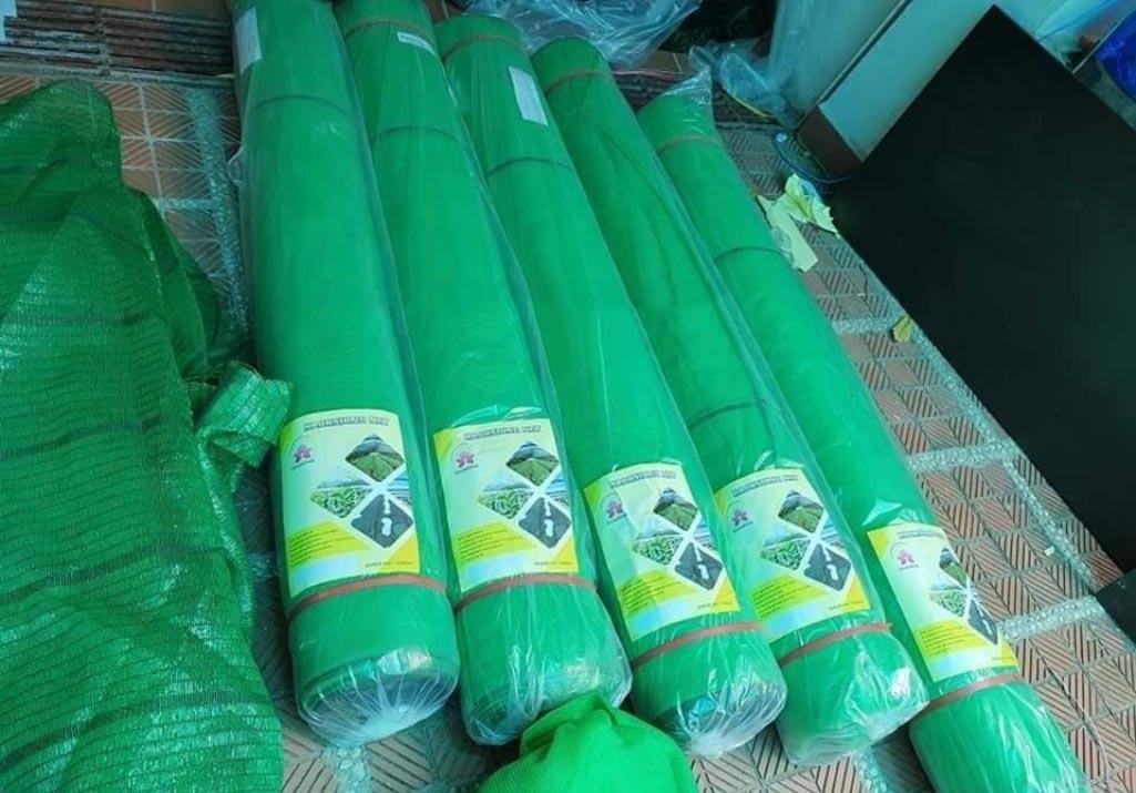 giá bán lưới che nắng thái lan sợi dẹt