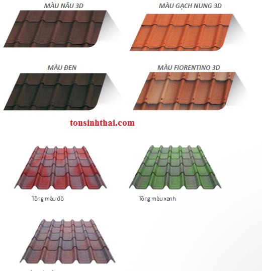 Mái tôn đẹp - tôn lợp mái giá rẻ , uy tín chất lượng tại tp hcm